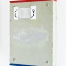 Anatole-Bully Instinct, 2018, 27 x 37,5 cm, mixed media on metal copy-resized